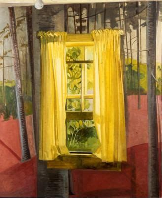 the painted room lois dodd 1982 on linen 60 x 50