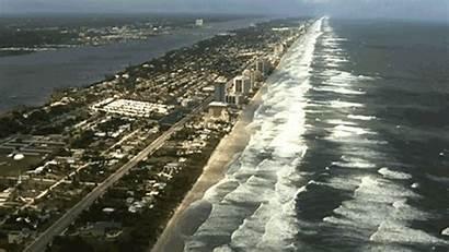 Hurricane Florida Missile Dorian Drone Footage