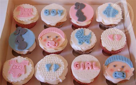 deco pate a sucre cupcakes
