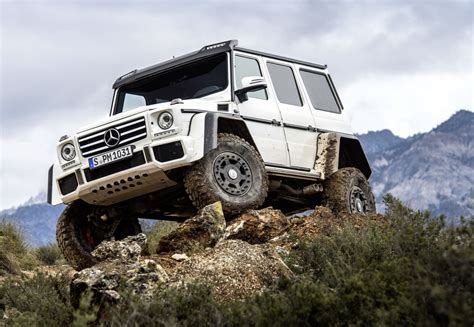 mercedes g 4x4 mercedes g500 4 215 4 squared is getting discontinued