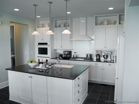 pictures  kitchens traditional white kitchen cabinets