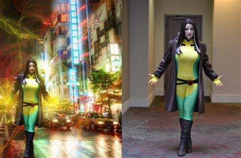 cosplay photo editing tutorials