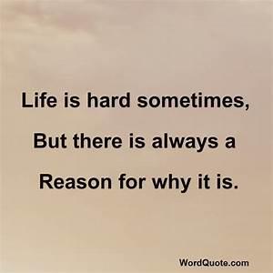 Sometimes Life Is Hard | www.pixshark.com - Images ...
