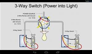 Home Wiring Diagrams Switch Schematic