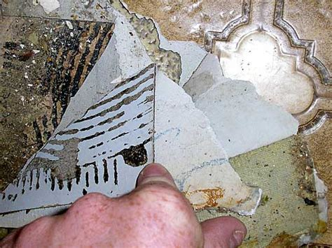 Pvc Boden Asbest Erkennen by Handwerker Erkennen Asbestgefahr Nicht