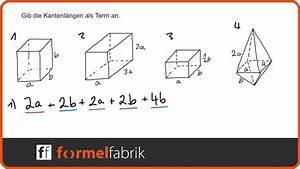 Terme Aufstellen Und Berechnen : terme aufstellen geometrische figuren training nr 5 youtube ~ Themetempest.com Abrechnung