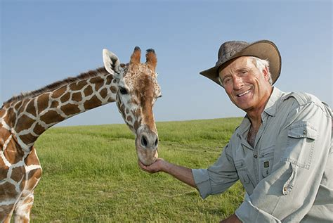 Jack Hanna, the Wild Animal Expert, Zookeeper, and TV Host ...