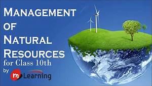 Management Of Natural Resources  Forest  U0026 Wildlife