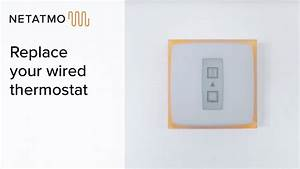 How To Replace Your Wired Thermostat Yourself  U2013 Installing