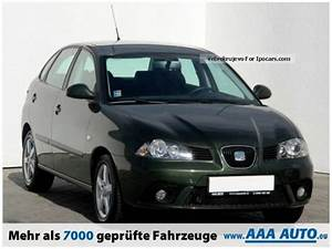 Seat Ibiza 2006 : 2006 seat ibiza 1 4 16v 2006 car photo and specs ~ Medecine-chirurgie-esthetiques.com Avis de Voitures