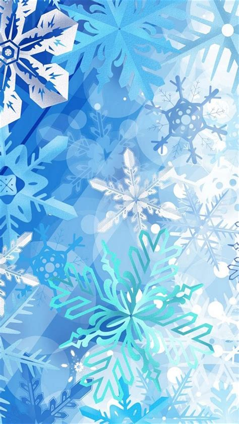 snowflake iphone wallpaper abstract snowflake iphone 5 background hd