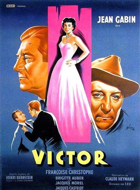 jean gabin victor victor 1951 jean gabin francoise christophe brigitte auber