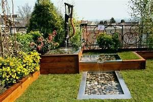 Deco Jardin Pas Cher : beau idee decoration jardin pas cher et deco jardin ~ Premium-room.com Idées de Décoration