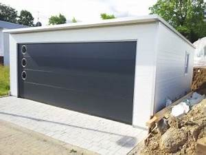 Garage Mit Pultdach : garage garatec1 ~ Orissabook.com Haus und Dekorationen