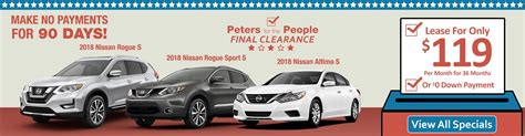 Peters Nissan Of Nashua by New Hshire Nissan Dealer S Nissan Of Nashua