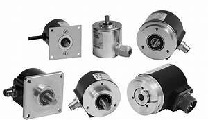 Encoders And Counters