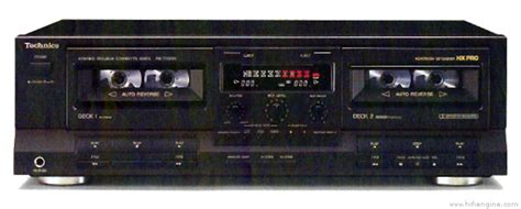 Technics Rs Tr373 Manual Stereo Double Cassette Deck technics rs tr333 manual double cassette deck hifi