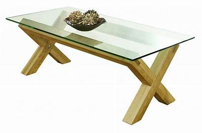 Coffee Oak Table Modern Glass Tables Contemporary