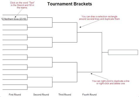 tournament bracket template elimination tournament bracket template images template design ideas