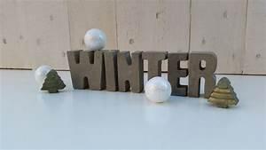 Buchstaben Aus Beton : ber ideen zu dekokugeln auf pinterest holzperlen styropor und beton basteln ~ Sanjose-hotels-ca.com Haus und Dekorationen