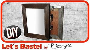 Bastel Spiegel Kaufen : 1 2 geheimes schl sselbrett selber bauen youtube ~ Lizthompson.info Haus und Dekorationen