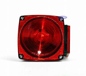 Led Utility Light Standard Square 440 Utility Trailer Light For Left Side