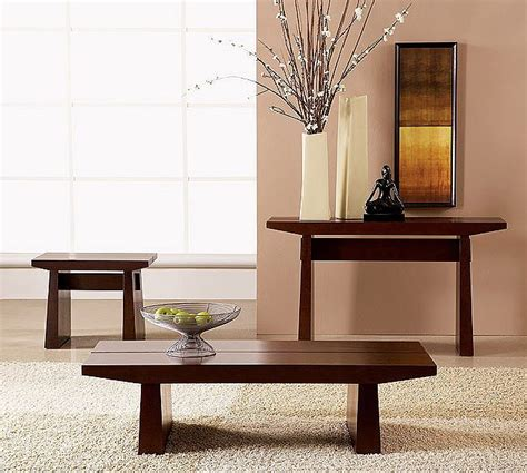 Coffee Side Tables Living Room Furniture by Eastern Influence With Western Style Comfort Asian Style