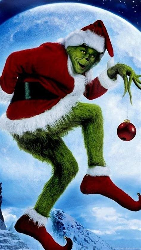 Wallpaper Grinch by The Grinch Wallpapers Wallpapers Cave Desktop Background
