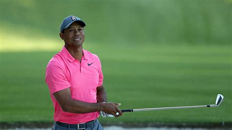 Recapping Tiger Woods' Round 1 at Wells Fargo Championship ...