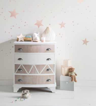 peinture pour meuble en bois peinture blanche pour transformer une commode en bois