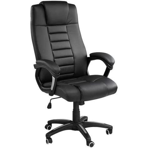 fauteuil de bureau cdiscount chaise de bureau fauteuil de bureau simili cuir achat vente chaise de bureau noir cdiscount