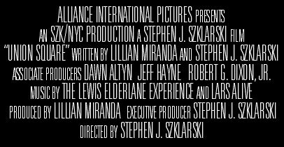 credits template dvd union square nyc the movie heroin addiction drug