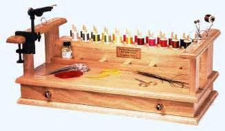 here fly tying table woodworking plans uniq plan