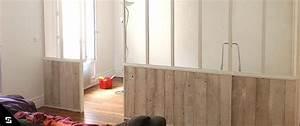 Verrière En Bois : verriere bois deco offices pinterest verriere bois verri re et bois ~ Melissatoandfro.com Idées de Décoration