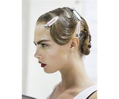 Hairstyle 20s by How To The 1920s Mod Hairstyle By Budget Fashionista