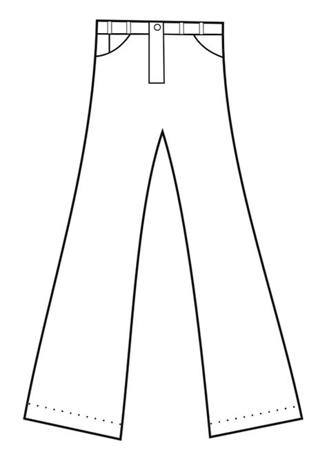 Kleurplaat Kleding by Kleurplaten Kleding 187 Animaatjes Nl