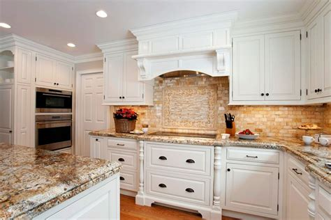 warm white kitchen cabinets classic white traditional kitchen with earthy 7006