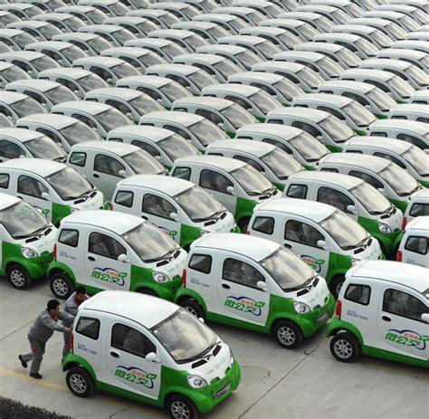 Elektromobilitaet China Vorreiter by E Autos Sind Ein Problem F 252 R Chinas Planwirtschaft Welt