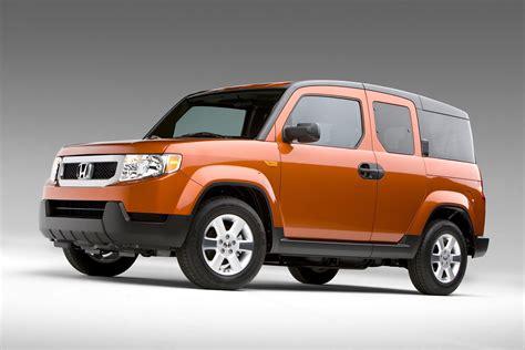 Restyled 2009 Honda Element Offers New High-tech ...