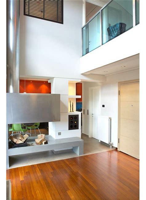 Luxury Sofas by Modern Duplex Apartment In Athens Idesignarch Interior