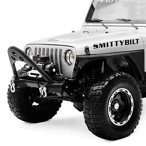 jeep stinger bumper smittybilt 174 jeep tj canadian market wrangler
