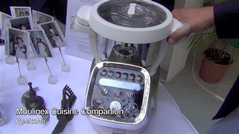 moulinex cuisine compagnon moulinex cuisine companion présentation fr
