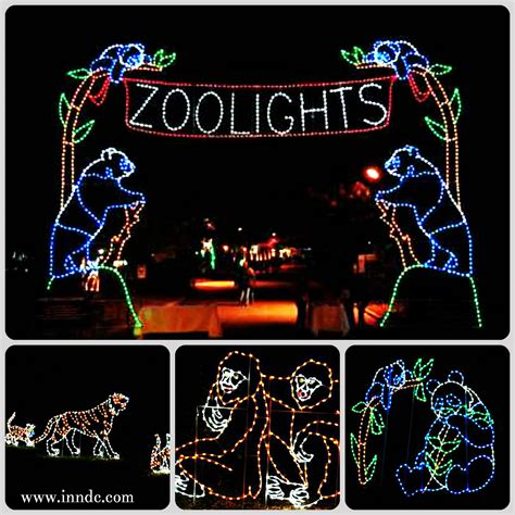 zoolights are free at the national zoo in washington dc