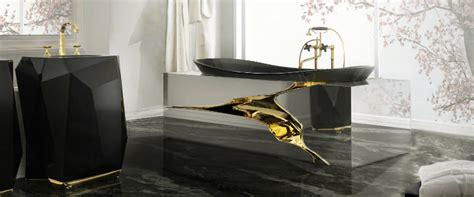 10 Black Luxury Bathroom Design Ideas