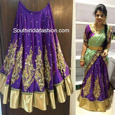 budget south indian bridal lehenga designs  customize