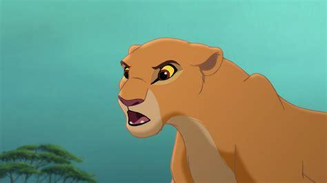 The Lion King HD screencaps gallery - 13. Kiara's First Hunt