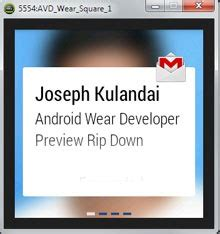 android wear tutorial android wear getting started tutorial java tutorial