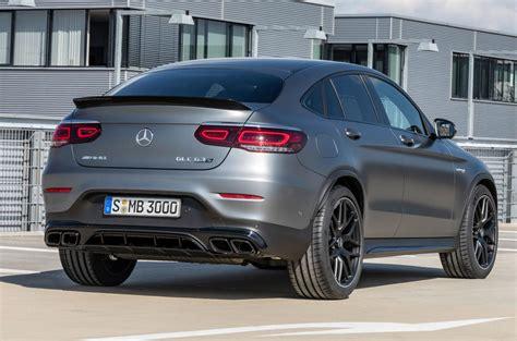 Dokunuşlarınıza ve hareketlerinize derhal tepki gösterir. New Mercedes-AMG GLC 63 S on sale in UK from £74,599 | Autocar