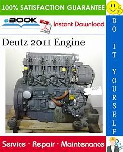 Deutz 2011 Engine Service Repair Manual  U2013 Pdf Download