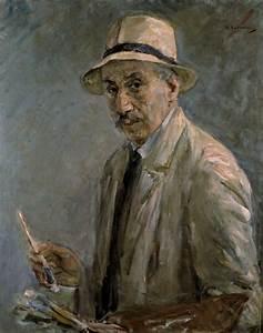 Self-portrait - Max Liebermann as art print or hand ...